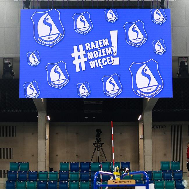 Ekrany LED – Arena Suwałki