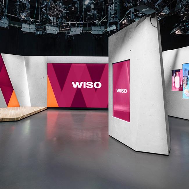 Mobilny ekran LED dla Stacji telewizyjnej ZDF