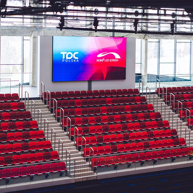 ekran led pulawy - TDC Polska -