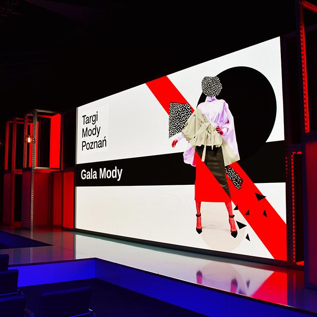Ekrany LED dla Międzynarodowych Targów Poznańskich