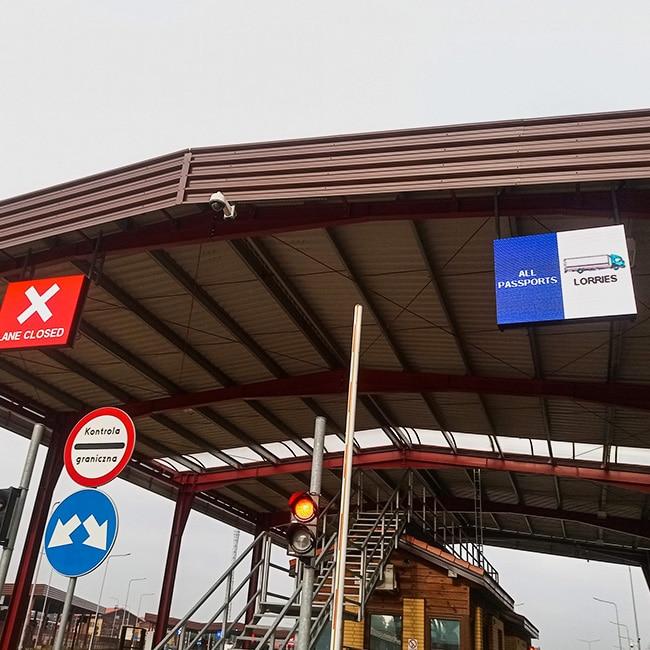 graniczne - TDC Polska -