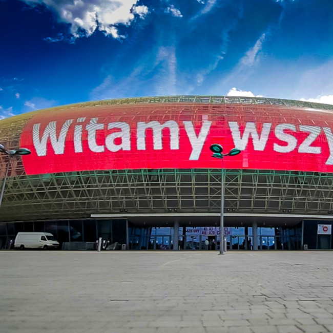 hala arena krakow miniaturka - TDC Polska -