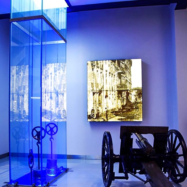 Interaktywna ekspozycja dla Multimedialnego Muzeum w Kaliszu