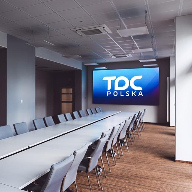 Instalacje audio wideo - TDC Polska