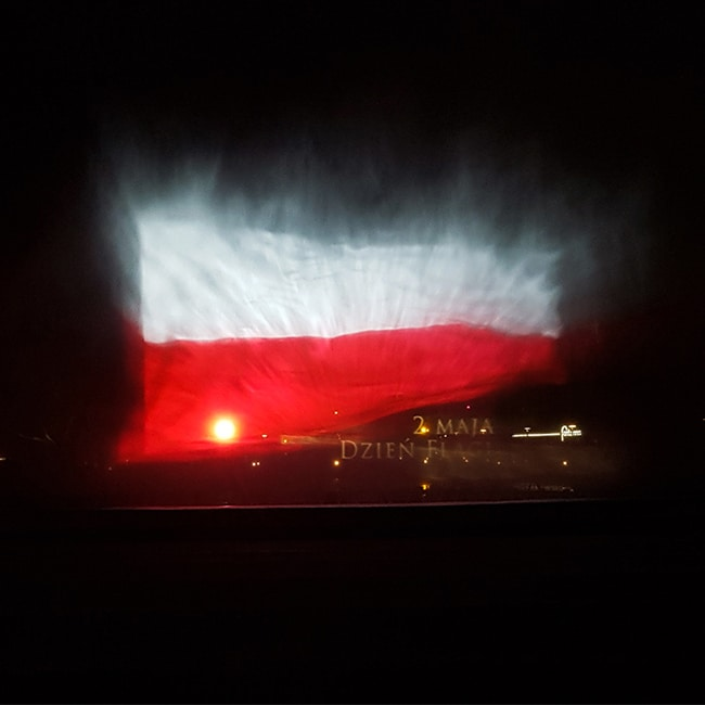 multimedialny park fontann - TDC Polska -